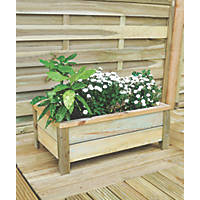 Forest Rectangular Rectangular Planter  678 x 410 x 258mm