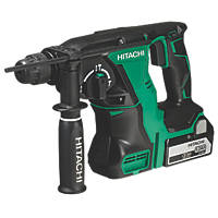 Hitachi DH18DBL/JP 3kg 18V 5.0Ah Li-Ion SDS Plus Brushless Cordless Drill