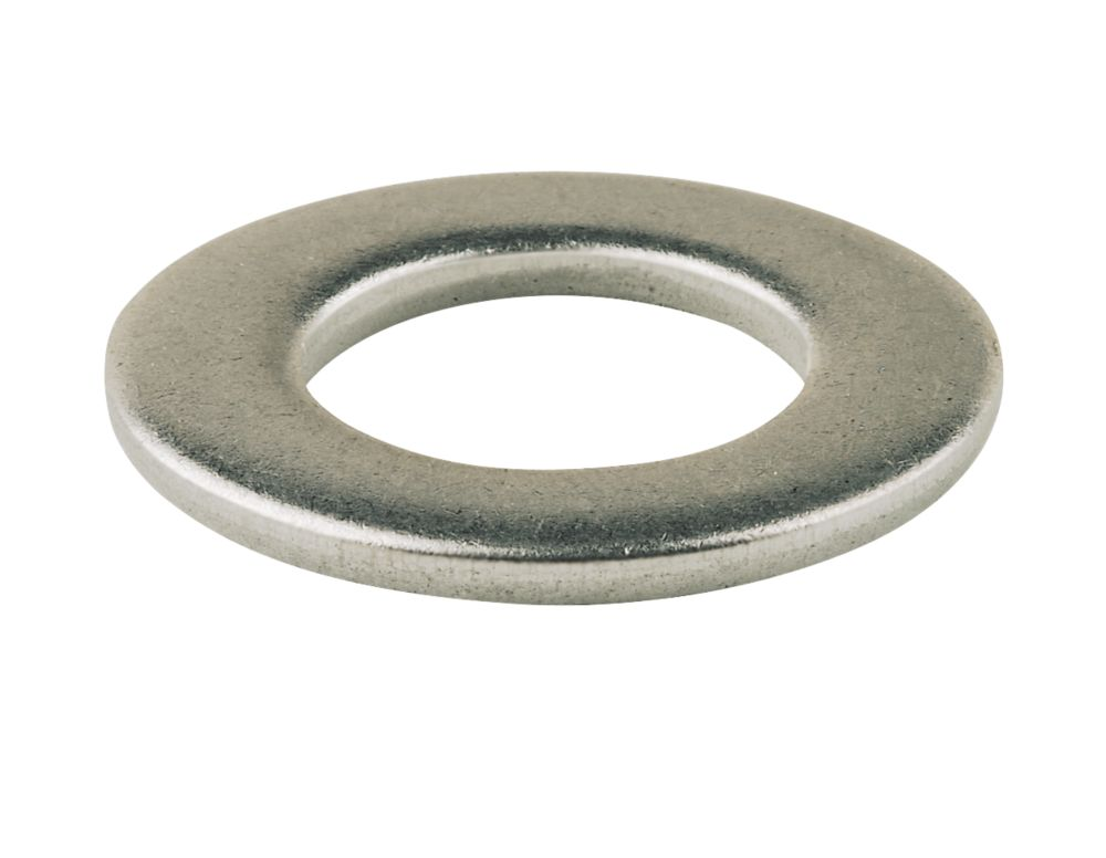 Flat Washers A4 Stainless Steel M8 Pack of 100