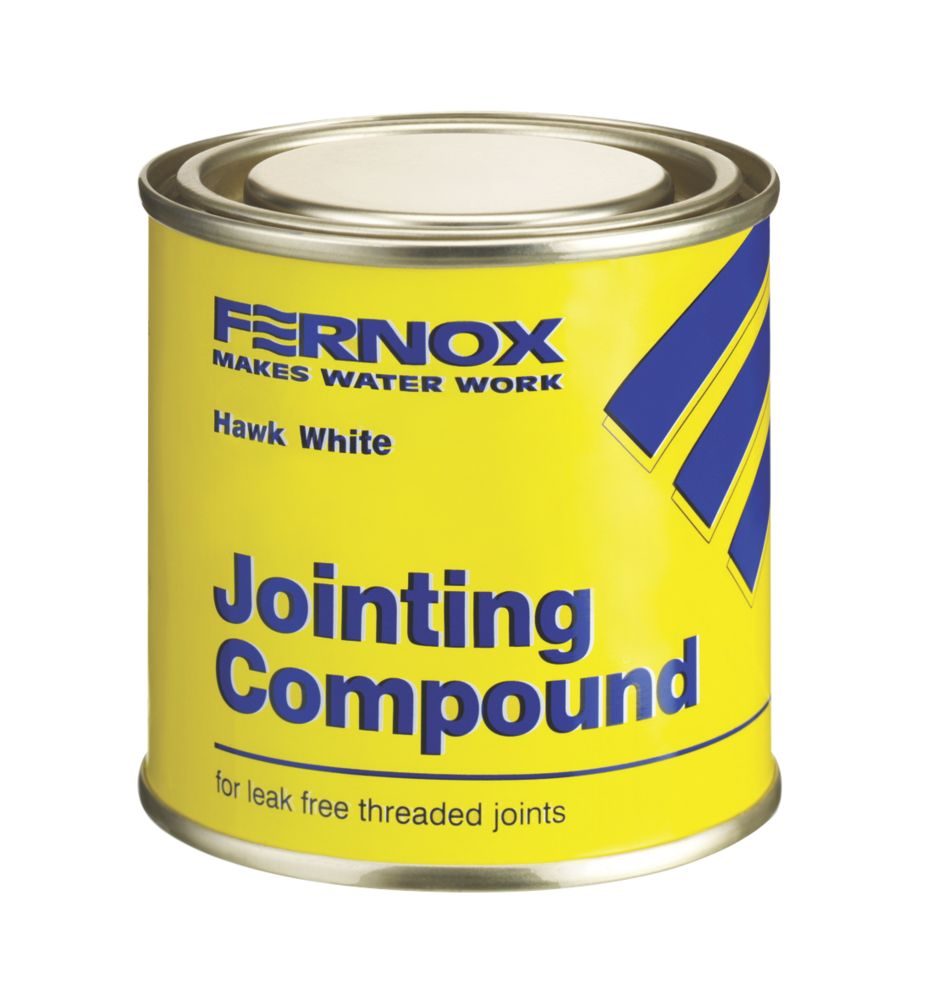 Fernox Hawk White Jointing Compound 400g