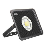 Brackenheath ispot C Driverless LED Floodlight 50W Black
