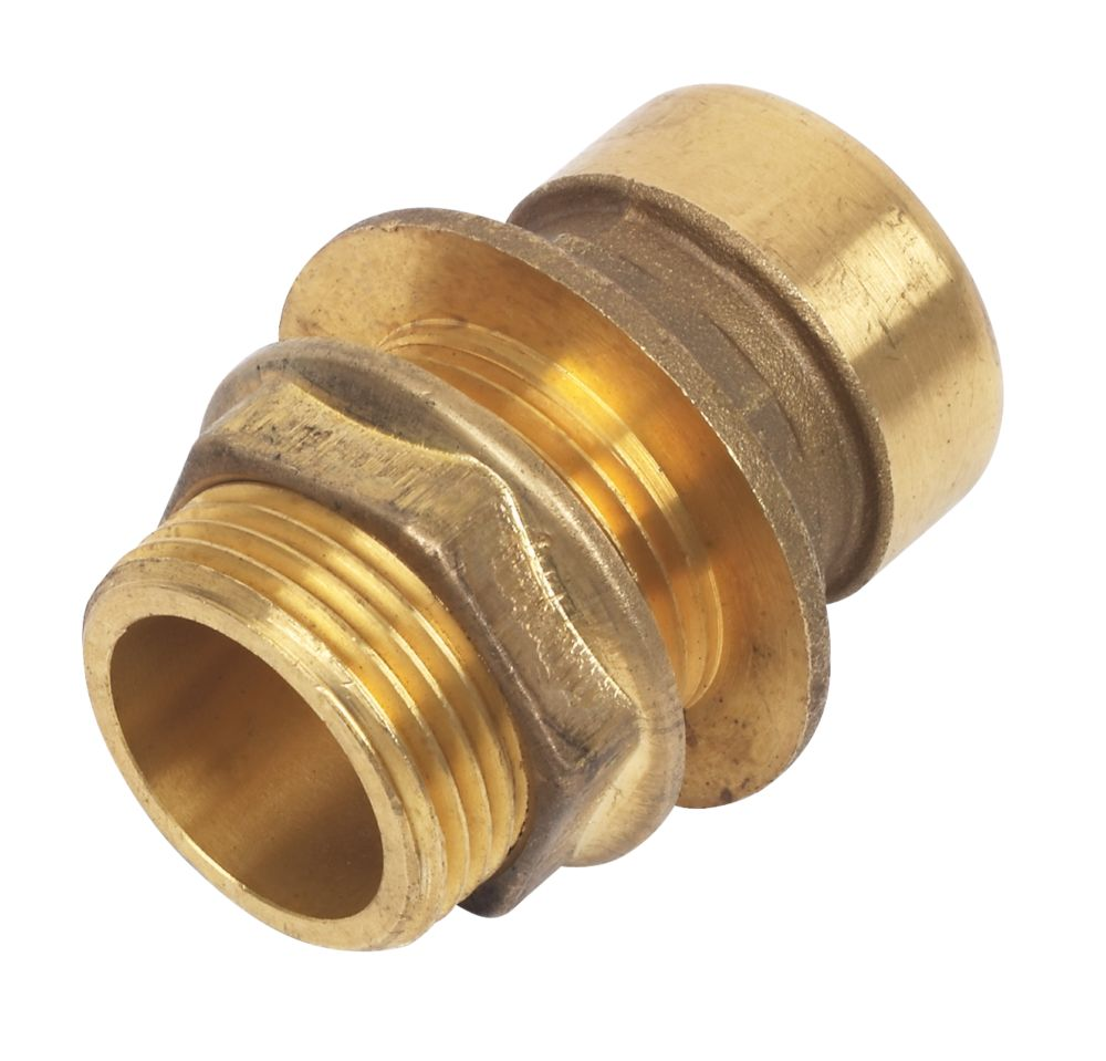 Conex Push-Fit 350 Tank Connector 28mm x 1""