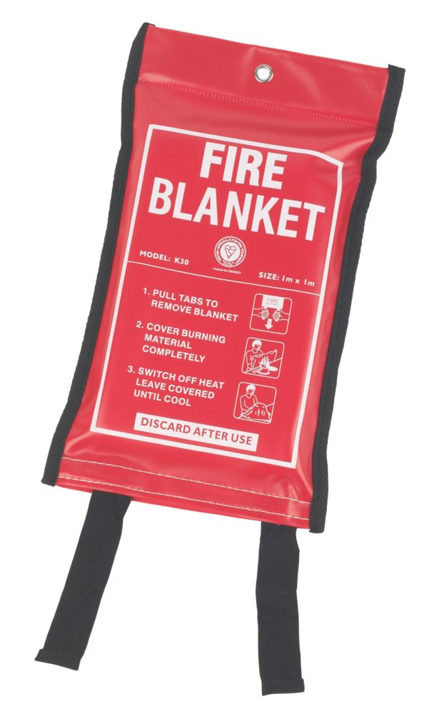 Savex Fire Blanket 1 x 1m