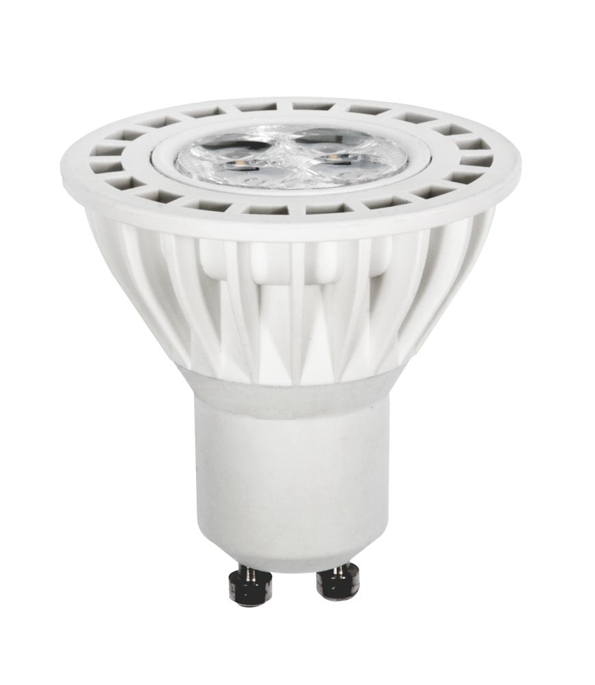 TCP LED Reflector Lamps GU10 250Lm 4W Pack of 2