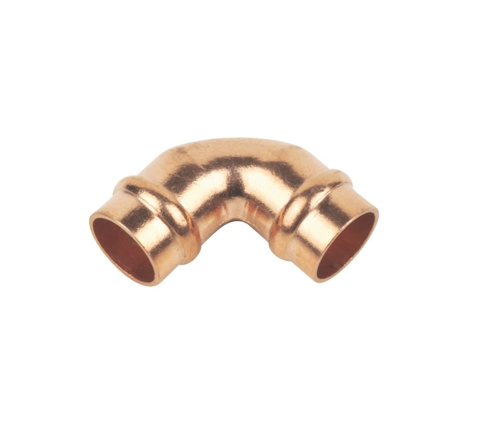 Solder Ring Elbows 10mm Pack of 2