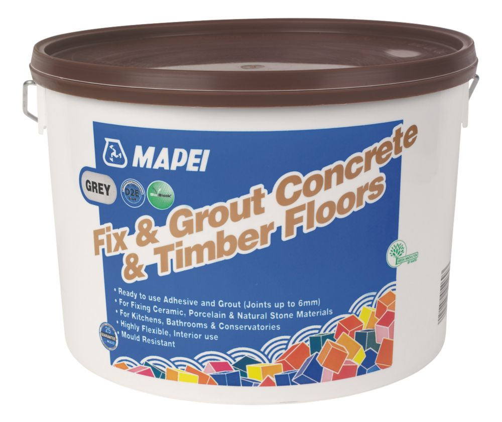 Mapei Fix & Grout Concrete & Timber Floors 15kg