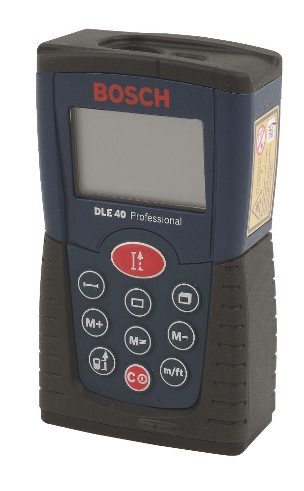 Bosch Laser Range Finder DLE40