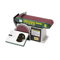 Record Power BDS150 152mm Belt & Disc Sander 230V
