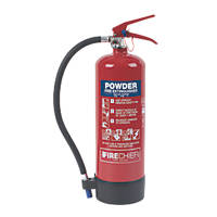 Firechief Dry Powder Fire Extinguisher 4kg
