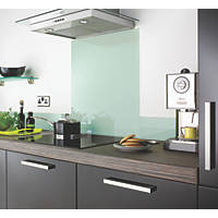 Impact Glass Whisper Self-Adhesive Toughened Glass Splashback 600 x 750 x 6mm