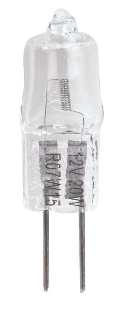 Halogen Capsule G4 12V 20W Pack of 5