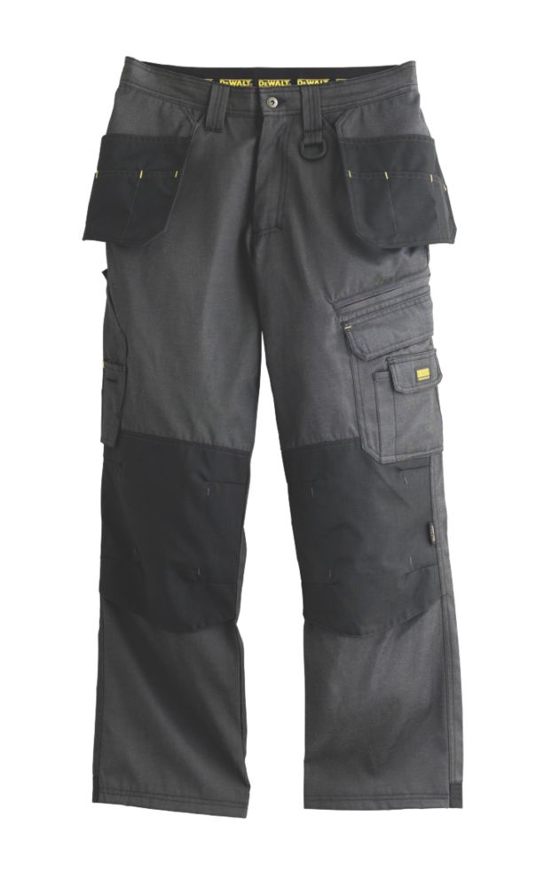 "Dewalt Tough Twill Trousers 36"" W 32"" L"