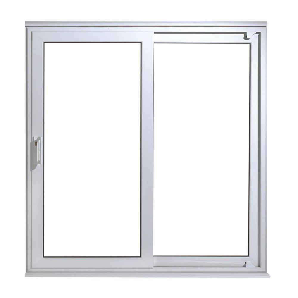 uPVC 5ft Patio Door White 1490 x 2090mm
