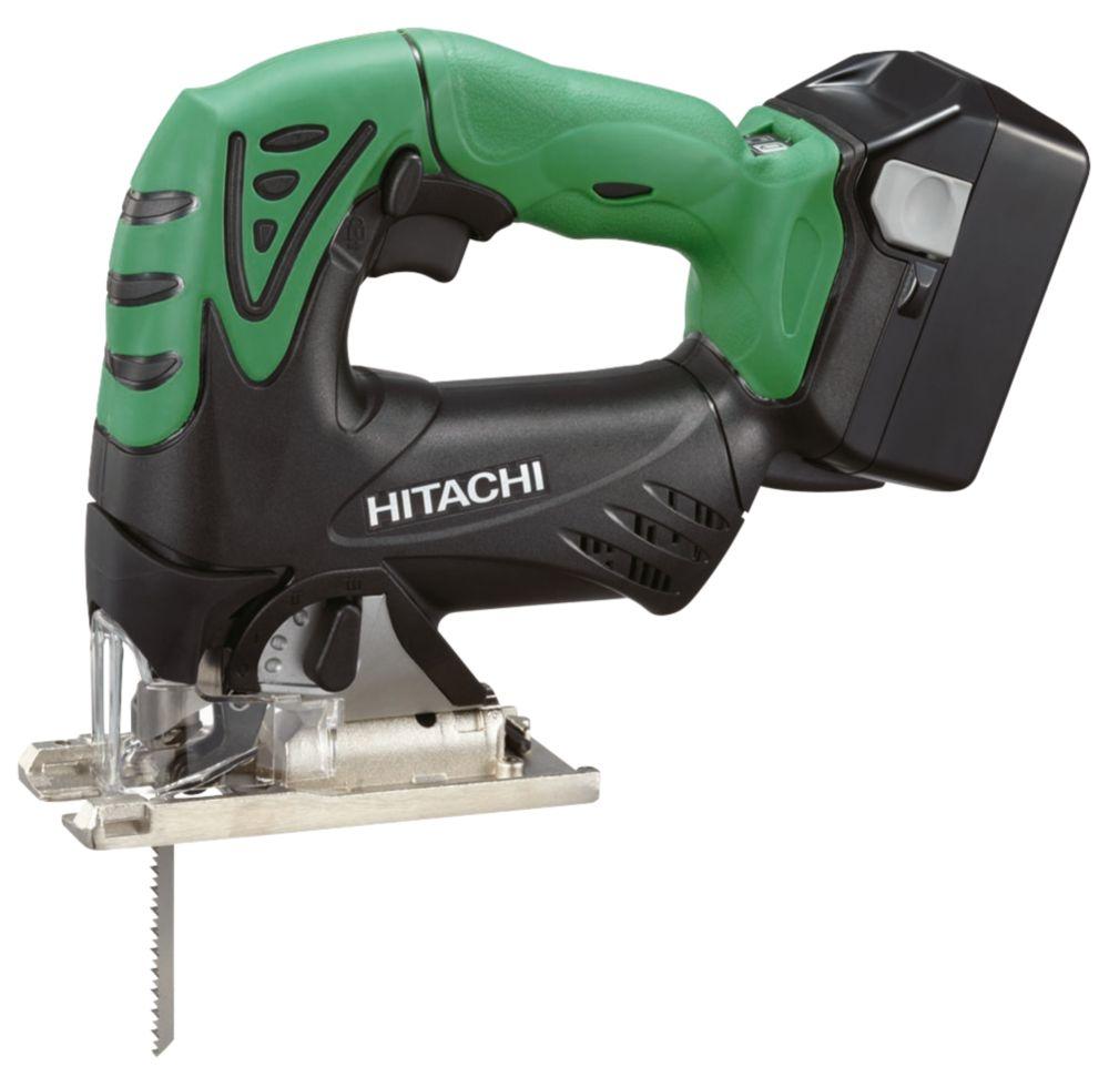 Hitachi CJ18DSL/JW 18V 4Ah Li-Ion Cordless Jigsaw