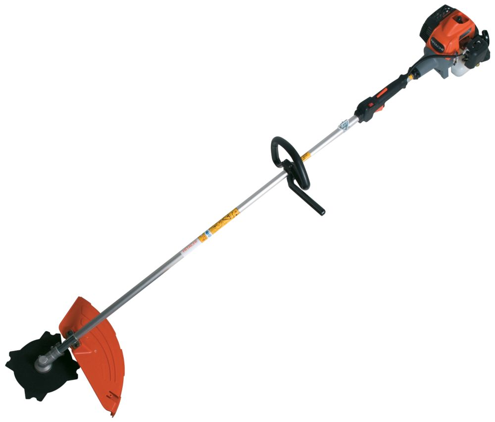 Hitachi CG22EAS 21cc Straight Shaft Petrol Brushcutter