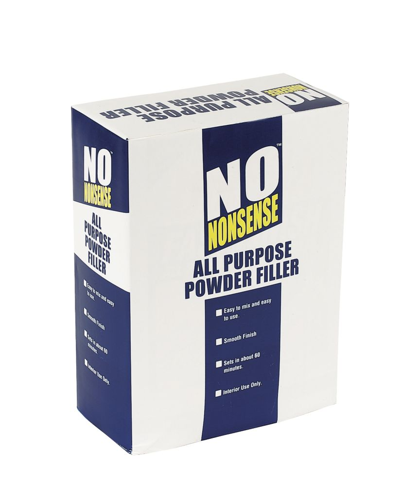 No Nonsense All-Purpose Powder Filler 1.8kg