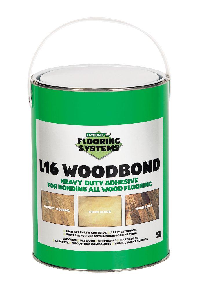 L16 Woodbond 5 Ltr
