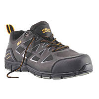 Site Crater Crater Safety Trainer  Black Size 8