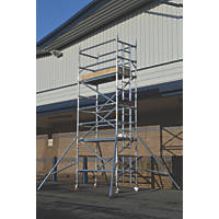 Lyte SF18NW37 Helix Narrow Width Industrial Tower 3.7m