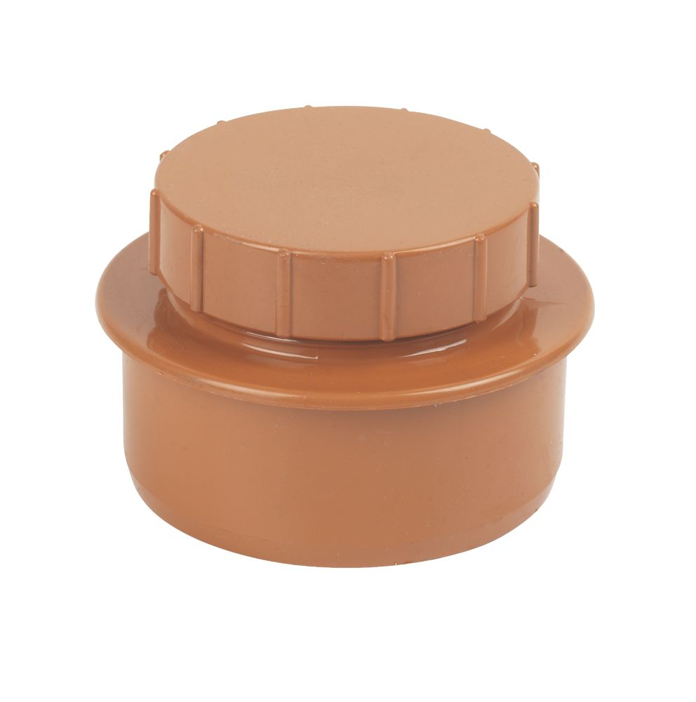 FloPlast Screwed Access Cap