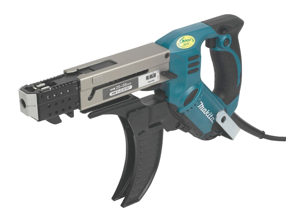 Makita 6843/2 Auto-Feed Screwdriver 240V