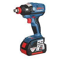 Bosch GDX 18-VEC 18V 4.0Ah Li-Ion Cordless Brushless Impact Wrench