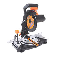 Evolution R210CMS 210mm Single-Bevel Compound Mitre Saw 240V