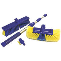 Streetwize Blaster Brush & Broom Set