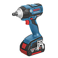 Bosch GDS 18-VEC250 18V 5.0Ah Li-Ion Cordless Brushless Impact Wrench