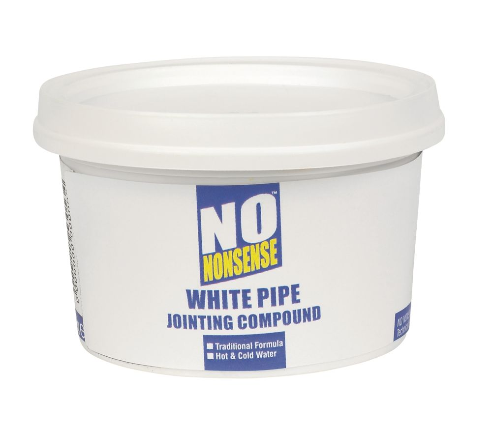 No Nonsense Pipe Jointing Compound 400g White
