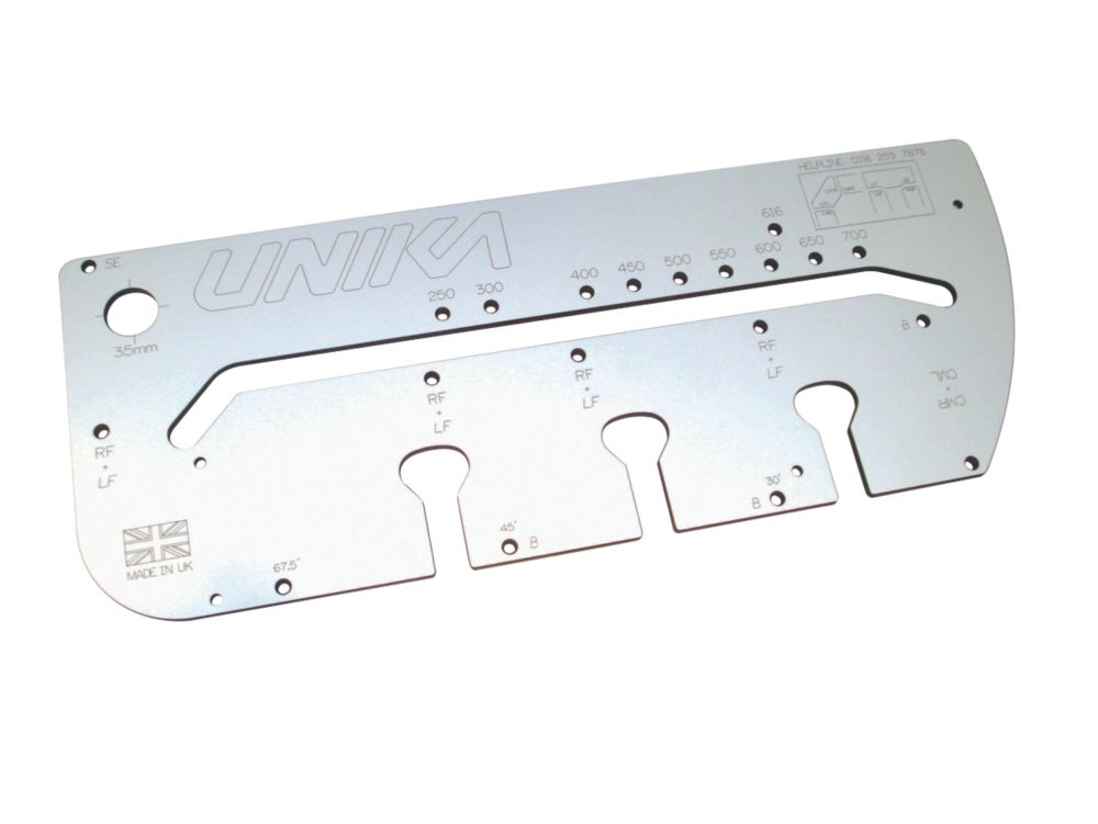 Unika Contract Worktop Jig 700mm