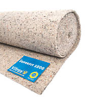 Vitrex Superfit 1000 Medium Carpet Underlay 10m²