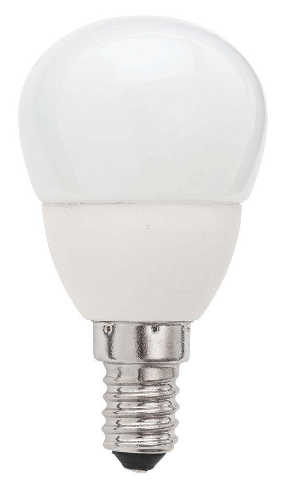 LAP LED Golf Ball Lamp Coated SES 200Lm 4W
