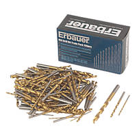 Erbauer HSS Drill Bit Trade Pack 150Pcs