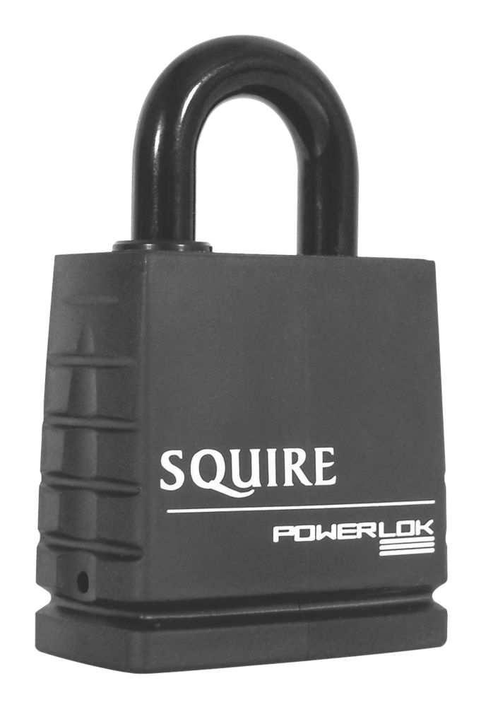 Squire Keyed Alike Padlock Solid Steel 50mm