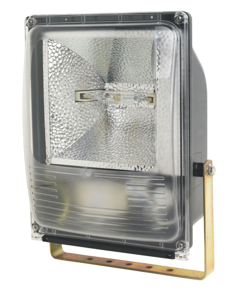 Trac Bulldog Metal Halide 70W Symmetric Commercial Floodlight & Photocell