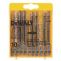 DeWalt Jigsaw Set 10Pcs