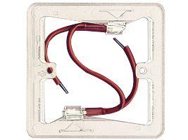 MK 1-Gang Neon Locator Plate Switch