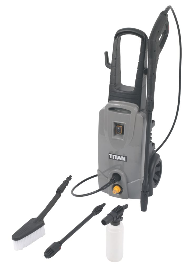 Titan TTB436PRW 100bar Pressure Washer 1.5kW 230V