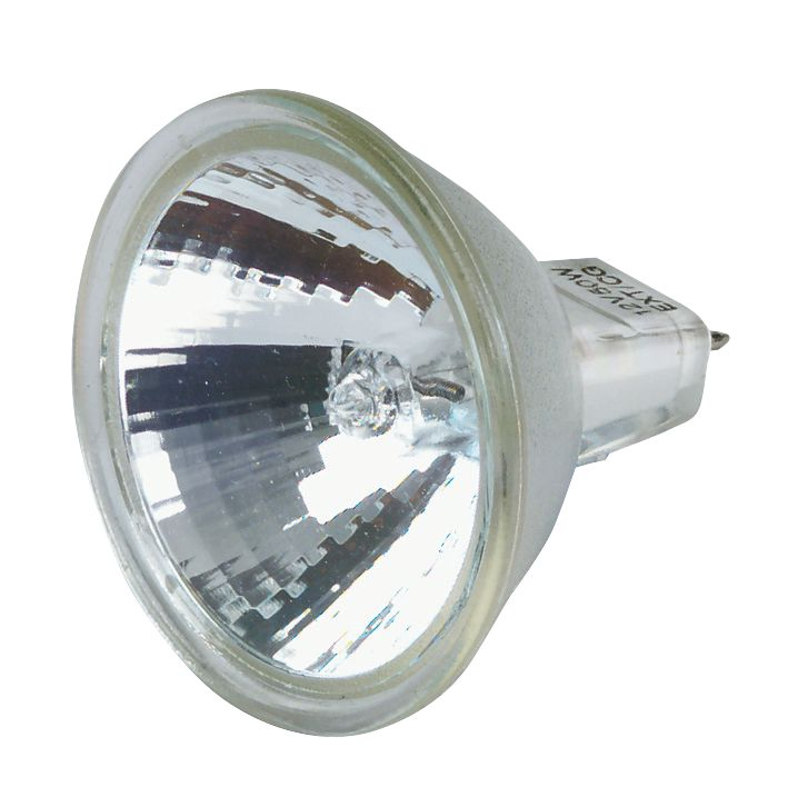 Philex MR16 Round Halogen Lamp GU5.3 750Cd 35W Pack of 10