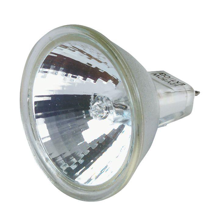 Philex MR16 Round Halogen Lamp GU5.3 750Cd 35W Pack of 10