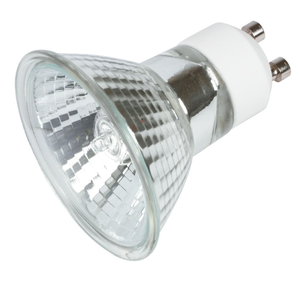 Sylvania GU10 Hi-Spot Mains Voltage Halogen Lamp 75W Pack of 5