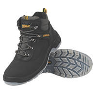 DeWalt Laser Safety Boots Black Size 9
