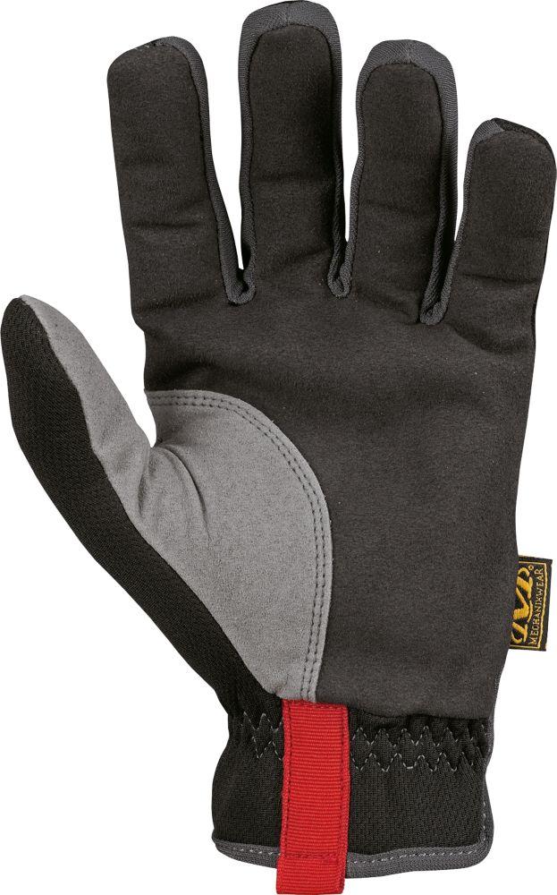 Mechanix General Handling Fast-Fit Gloves Black Size 11 X Large