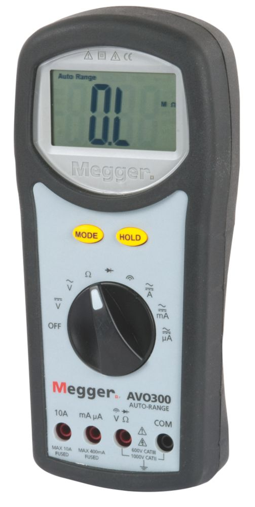 Megger Digital Multimeter 1000V
