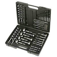 Wood Drill Bit Set 35 Pc