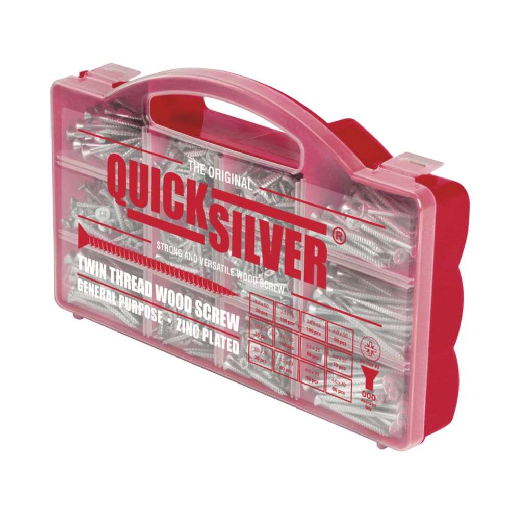 Quicksilver Handy Pack 750 Pieces