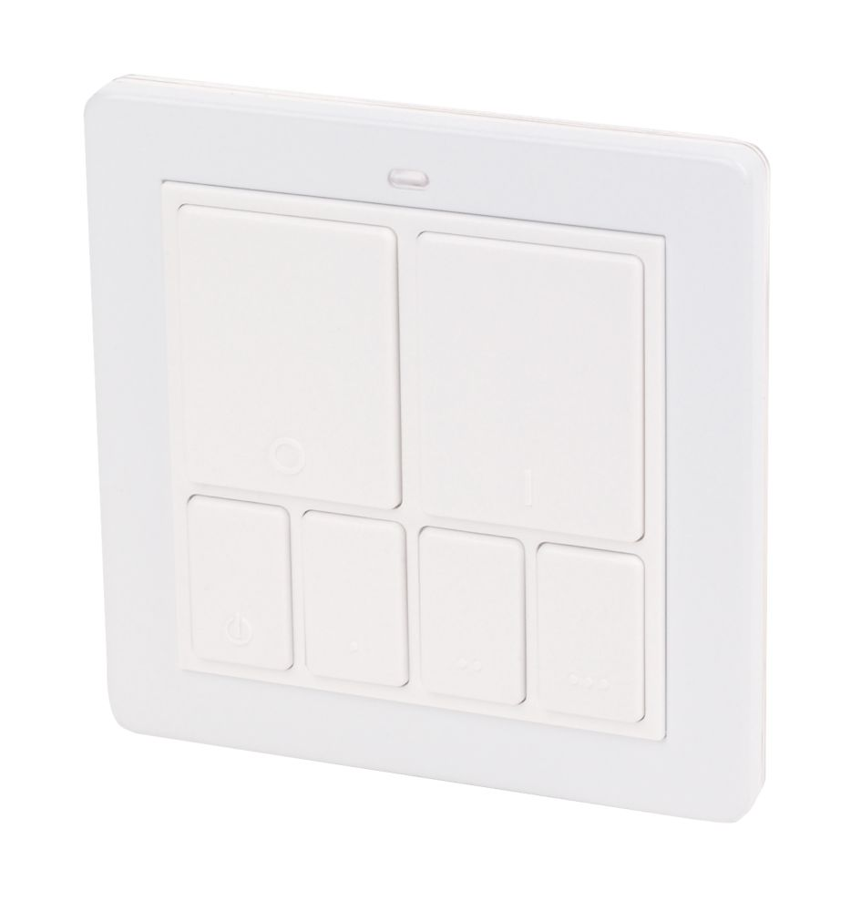Mood Lighting Controller with Li-Ion Power & LED Indicator White