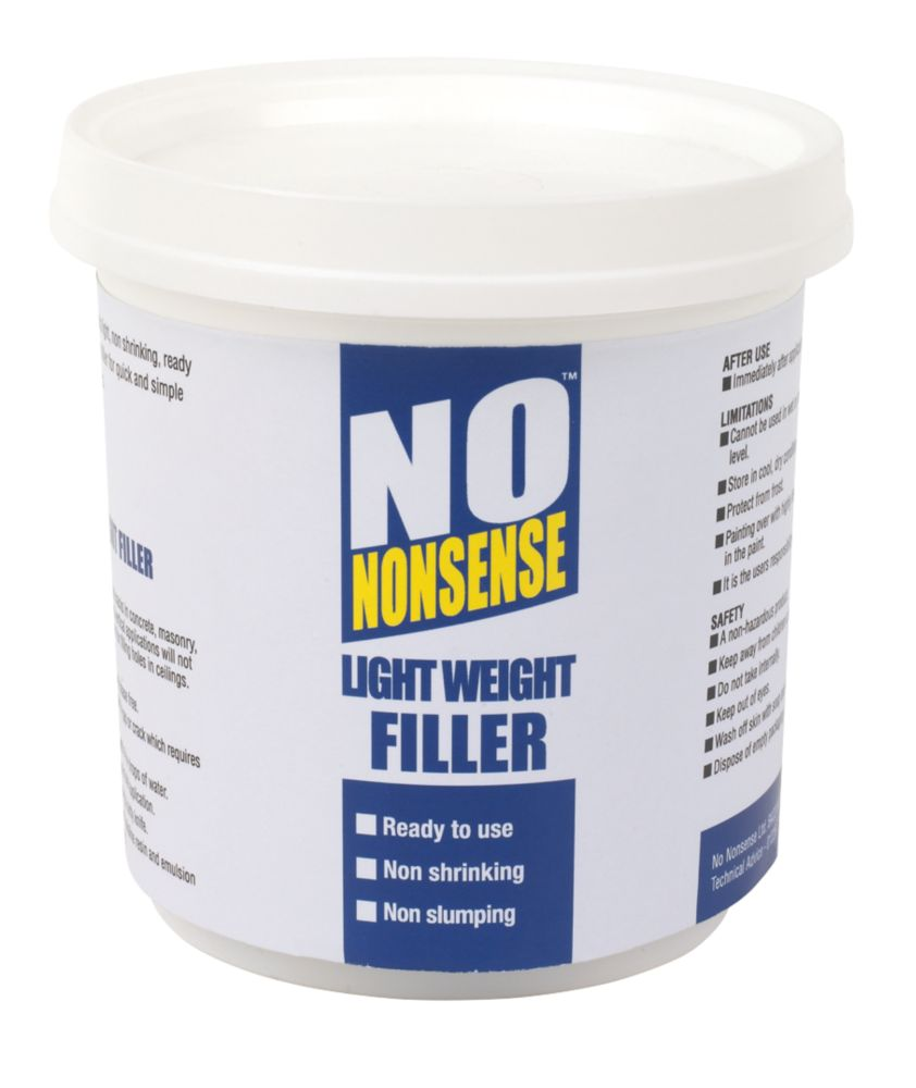 No Nonsense Lightweight Filler 500ml