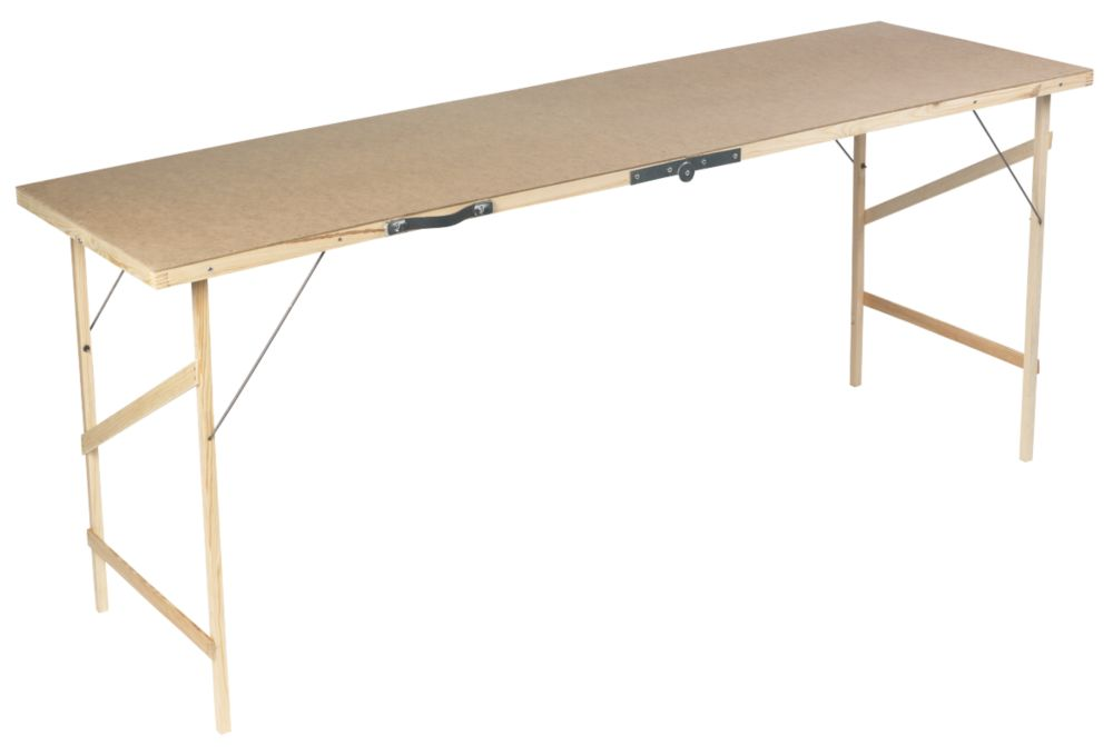 Economy Hardboard Top Pasting Table 1780 x 560 x 740mm
